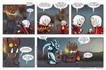 A Dante and Nero strip