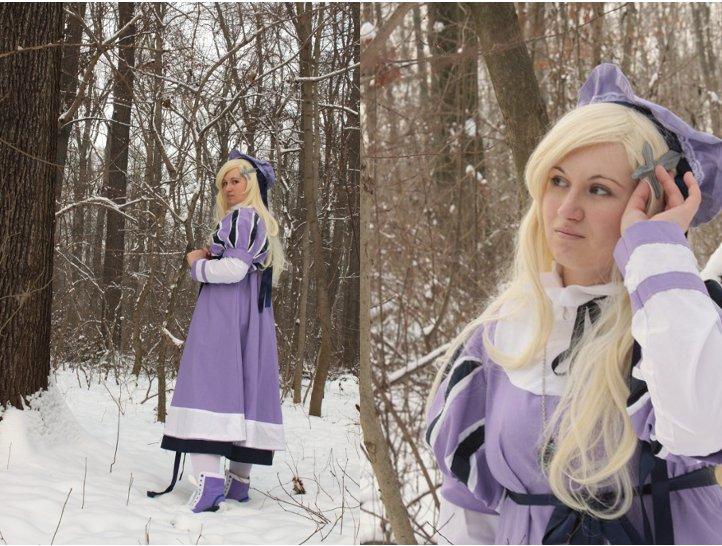 Fem!Norway-Nordic Queen by Blaane
