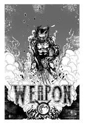 Weapon X by LeftHandOfDoom