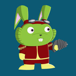 bucky o hare by JendySmith