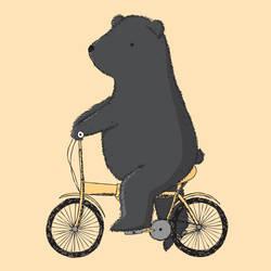 Black Bear by JendySmith