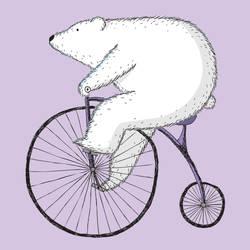 Polar Bear by JendySmith