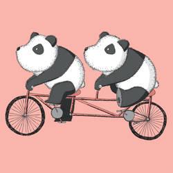 Panda by JendySmith