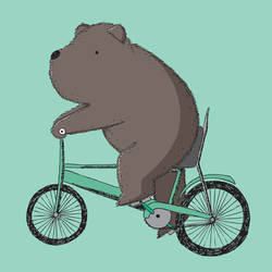 Brown Bear by JendySmith