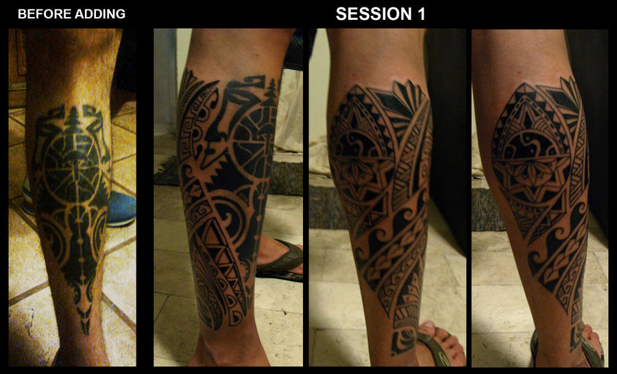 Tribal Tattoo for Men