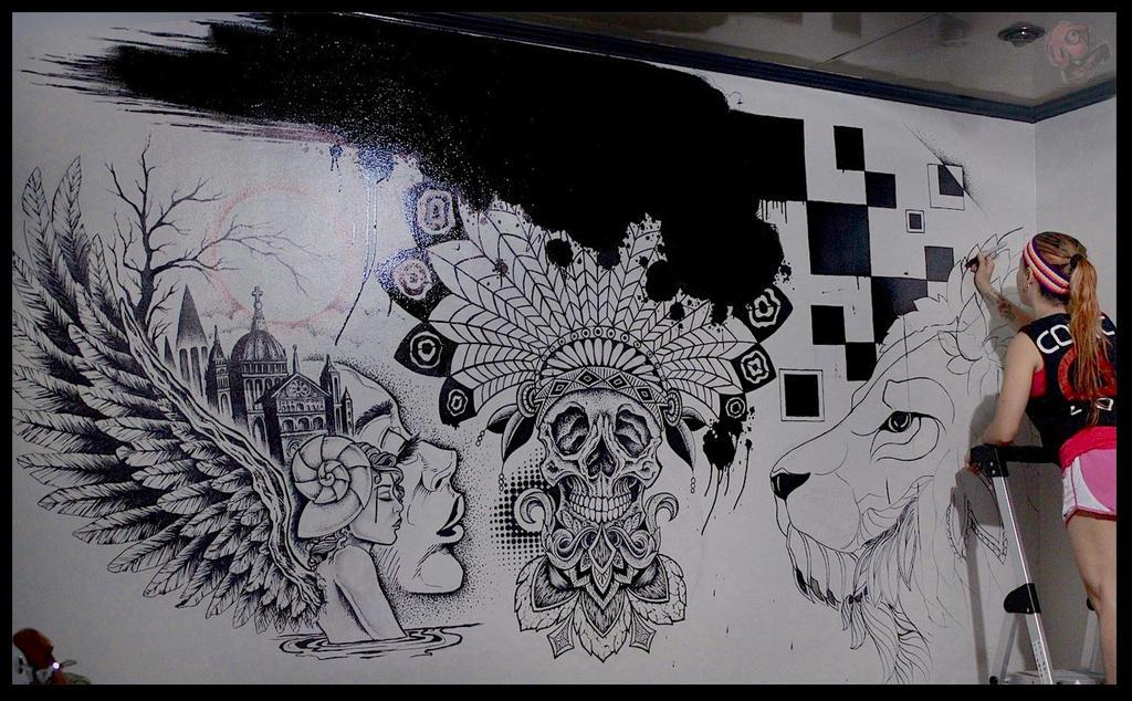 Wall Art by camsy