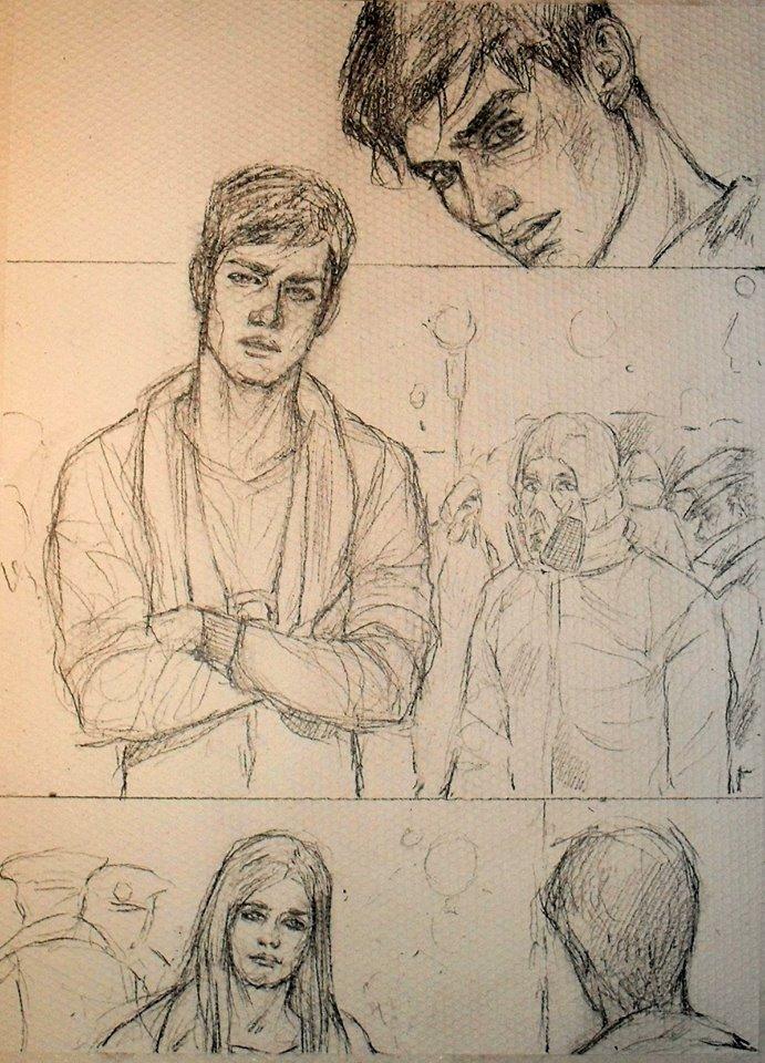 My comic / Adam by pannka144