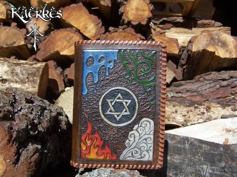 4 elements notebook