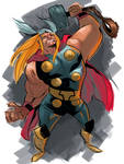 Thor in color