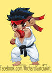 Lil' Scrap Fighter Ryu