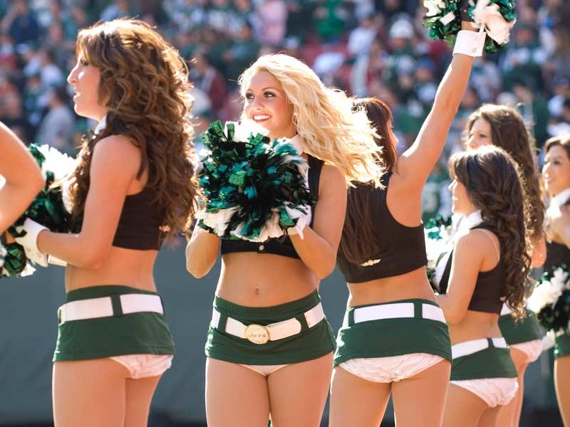New York Jets Cheerleaders