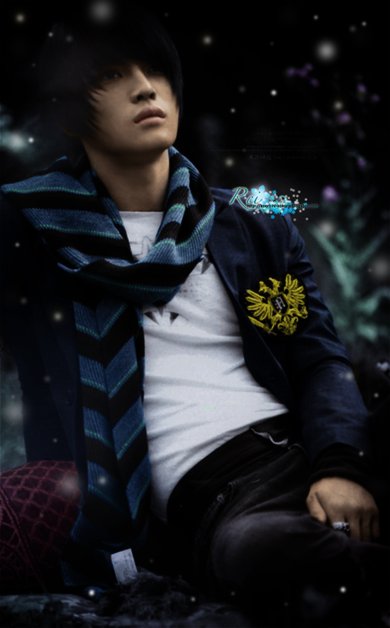 Coloring 007: Jae Joong by SookShin