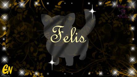 Princess of Desire Character: Felis by Princess-Of-Desire