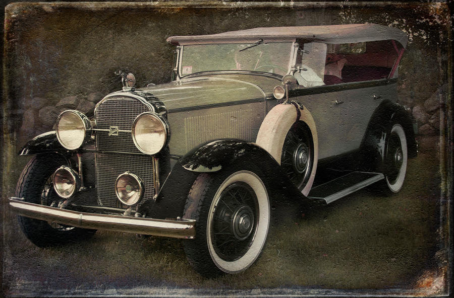 Vintage Auto by muffet1 on DeviantArt