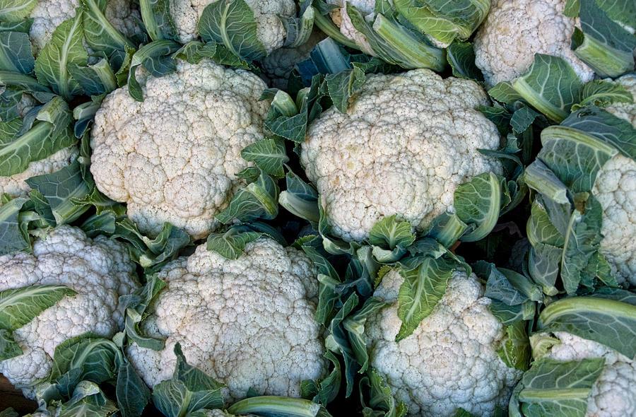 Cauliflower by muffet1
