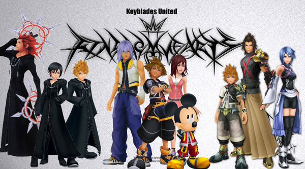 Keyblades-United by crusnikjab