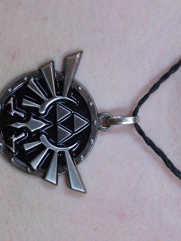 Zelda pendant by ncpanthersgurl on deviantart zelda pendant by ncpanthersgurl aloadofball Choice Image