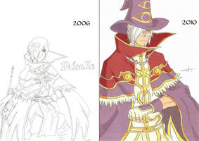 Daisuke Evolution by SeiKyo-Art