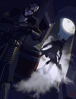 Bloodborne X The Order 1886 by SeiKyo-Art