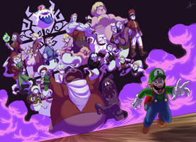 Luigi est proprietaire by SeiKyo-Art