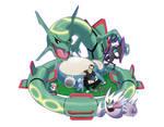 Pokemon Team Antoine