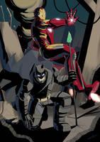 Team IronBat by SeiKyo-Art