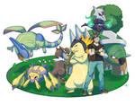 Pokemon Team Vincent