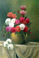 Flower Pot by K-A-S-S-A-B