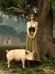 Guard Pig