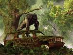 The Gorilla's SUV