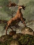 The Irish Elk
