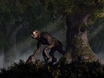Forest Creeper by deskridge