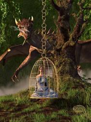 Dragon Bait by deskridge