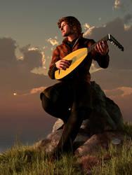 Serenading the Sunset by deskridge