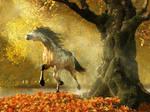 Mustang Autumn