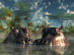 Hippos Are Coming To Get You