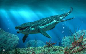 Kronosaurus by deskridge