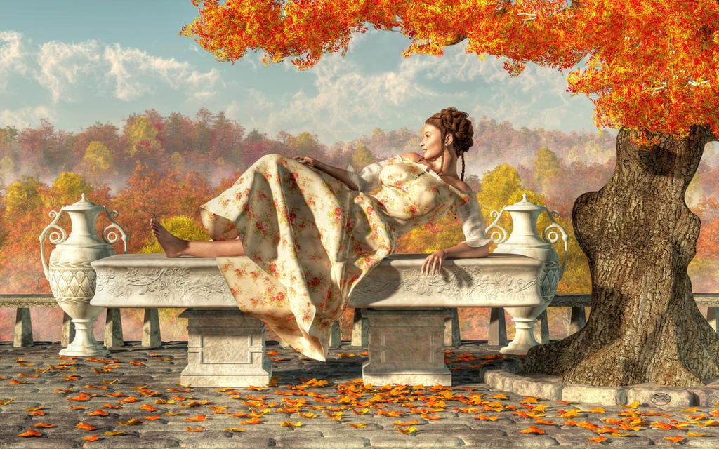 Neoclassical Fall By Deskridge On Deviantart