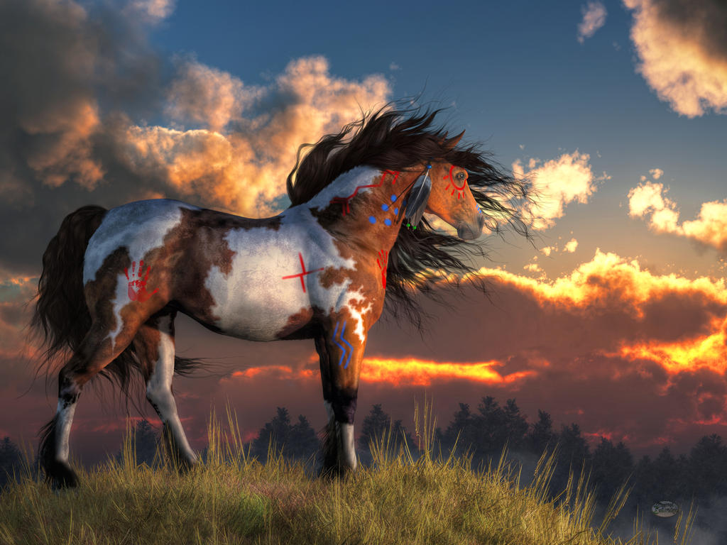 War horse by deskridge on deviantart Fine art america