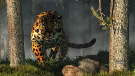 Jaguar by deskridge