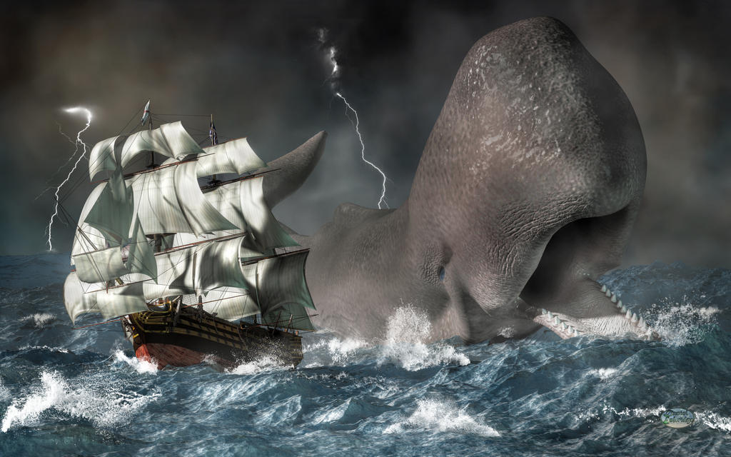 Leviathan by deskridge