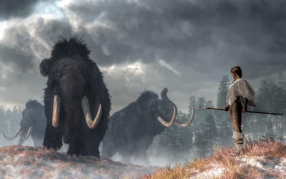 Facing the Mammoths