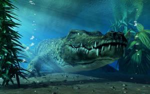 River Monster by deskridge