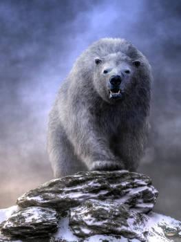King Polar Bear