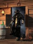 Enter the Outlaw by deskridge