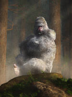 Angry White Ape