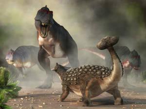 The Fearless Ankylosaurus