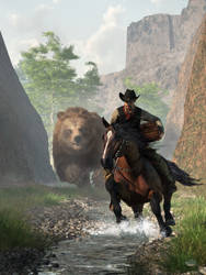 The Treasure of Grizzly Bear Canyon
