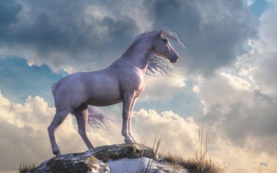 White Horse, Cold Dawn