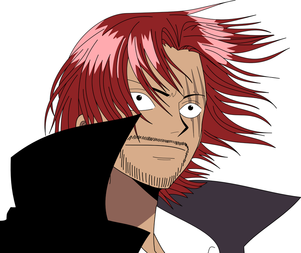 Shanks le roux rencontre barbe blanche